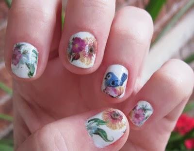 Top 10 Nail Art Tattoo Designs Onlyfashion10
